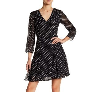 Erin Fetherston Brighton Polka Dot Dress